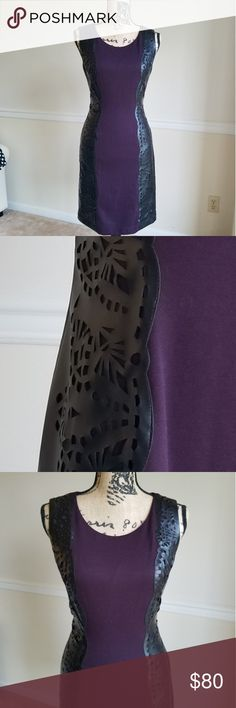 Betsey Johnson Dress GORGEOUS brand new with tags dress. Size 10. This dress is so unique It has classic look with some trendiness thrown in Zips up back. Falls around knee area. Betsey Johnson Dresses Midi