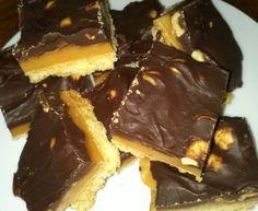 Vidéo Marmiton Caramel, Shortbread, Original Recipe, I Love Food, Biscuits, Sweets, Recipes, Muffins, Cake