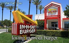 I always go there whenever I'm in California. I wish that happened more often.