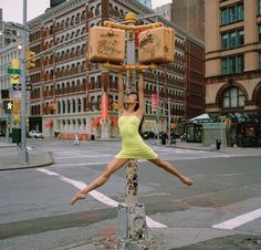 PHOTOGRAPHY WITHOUT WORDS #4 - Dance & the City: The Ballerina Project