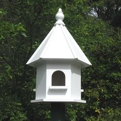 Dovecotes and Birdhouses - The Porch