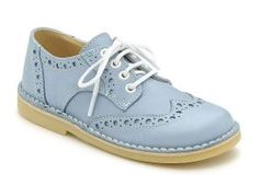 Girls Brogue Style Lace up Summer Shoe - Start-rite Shoes