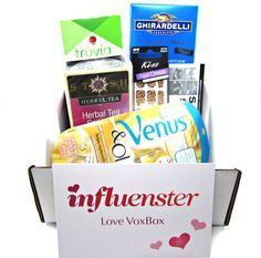 Join Influenster for Free Sample Boxes