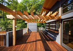 Christopher Simmonds, Green Design, Sustainable Design, Eco-Design, Canada, Muskoka Lakes, Boat House, Solar Gain, Minimalist, Architecture, Nature