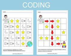 home page fantavolando Robot, Pixel Art, Cosmos, Coding, Teaching, Education, Autism, Christmas, Tecnologia