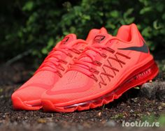 hot sale online 4ebf0 119c9 Nike Air Max 2015 Anniversary 724367-600   Footish