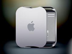 Mac Pro Icon by ALEX BENDER