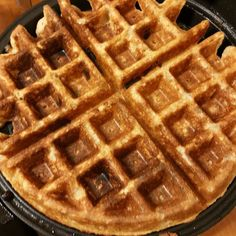 When your waffle comes out perfect  I'm on week 2 of the #abfit8weekchallenge and this is my first time using a coach. My macros got bumped up by 10 carbs and 3 fat yesterday. I used to randomly change my macros a few days a week without letting my body adjust. I'm currently at 225 carbs and I love knowing that my macros are intentionally set a certain way for my goals. I used to fear eating any carbs but now I enjoy them daily like these waffles.  #breakfast #fitness #waffle #iifym…