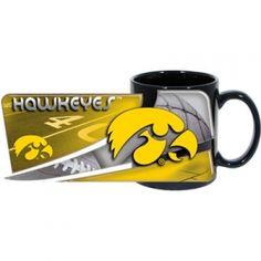 Iowa Hawkeyes Wrap Design Mug - Mills Fleet Farm