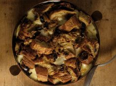 Savory Vegetable Bread Pudding From 'The Beekman 1802 Heirloom Vegetable Cookbook' | serious eats