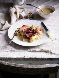 dumplings and smoked meat   Ian Wallace Photographer