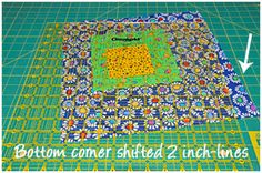 A Simply Wonky QuiltBlock
