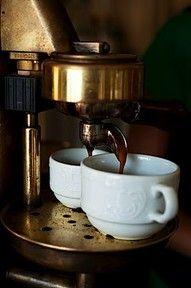 Café expresso!