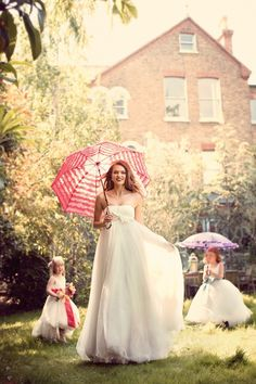 See the latest collections of flower girl dresses, page boy outfits and wedding clothes for children here (BridesMagazine.co.uk)
