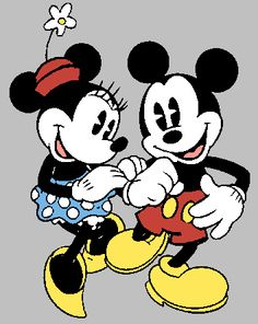 FREE Cartoon Graphics / Pics / Gifs / Photographs: Mickey and Minnie Mouse wallpapers Disney Mickey Mouse, Pluto Mickey, Mickey Mouse E Amigos, Minnie Mouse Clipart, Deco Disney, Mickey And Minnie Love, Disney Clipart, Mickey Mouse And Friends, Baby Disney