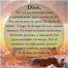 En ti confio mi señor y doy por hecho de las cosas maravillosas que me daras....amen