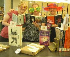 """Celebrating """"Banned Books Week"""" and the Freedom to READ. 2015"""