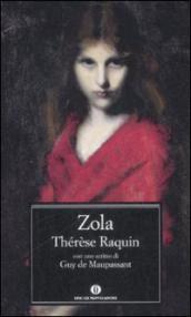 """""""Il capolavoro dell'orrido"""" Thérèse Raquin - Emile Zola"""