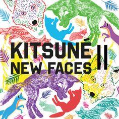 """VA. Kitsune New Faces II"""