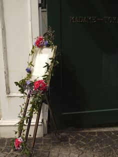 マダムトキ様の装花 オーキッド 秋 : 一会 ウエディングの花