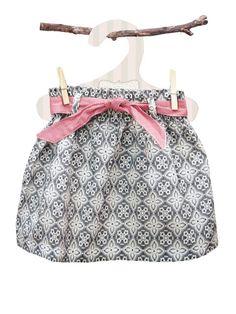 Audrey Charlotte Girls Skirt - Baby Girl Dresses - Girls - Little Chickie