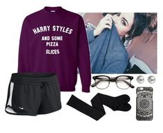 """""""I screwed everything up~addy"""" by mickeyb1d ❤ liked on Polyvore featuring NIKE and SO"""