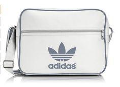 LOWEST EVER AMAZON PRICE Adidas Originals Airliner Classic Bag Amazon NOW £17.20