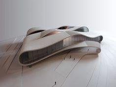 Rici estructura urbana, arquitectura verde, centro cultural arquitectura, p Organic Architecture, Concept Architecture, Futuristic Architecture, School Architecture, Amazing Architecture, Interior Architecture, Museum Architecture, Chinese Architecture, Interior Modern