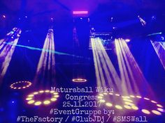 Maturaball Wiku Congress 25.11.2017 #EventGruppe by: #TheFactory / #ClubJDj / #SMSWall