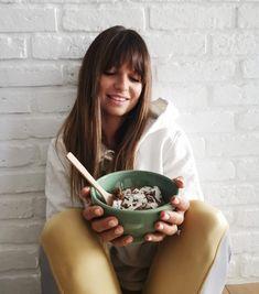 To se zgodi, če v prehrano vključite laneno seme Serving Bowls, Good Food, Tasty, Healthy Recipes, Tableware, Fitness, Anna, Recipes, Diet