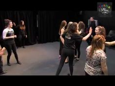 Theatre Game #26 – HANDS OF POWER. From Drama Menu - drama games & ideas for drama. - YouTube