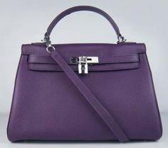 Hermes Silver Lock Leather Handbag Purple, Hermes Silver Lock Leather Handbag Purple cheapmichaelkorshandbags com michael kors