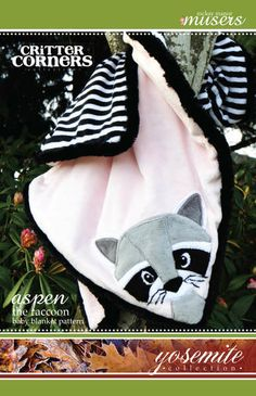 Aspen the Raccoon Critter Corner By McKay, S & Greenhalgh, K & Conrad, K