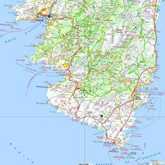 Bon Plan En Corse Du Sud Air Corsica Cartes De