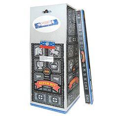 Räucherstäbchen Satya Super Hit 250g Großpackung Nag Champa Duftsorte 25 Schachteln zu je 10g  http://amzn.to/2wi8Tw4