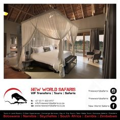 New World Safaris ------------------ VIP Transfers | Tours | Safaris ------ Follow us on Facebook facebook.com/newworldsafaris Game Lodge, Time Out, Lodges, Vip, South Africa, Traveling By Yourself, Safari, Relax, Tours