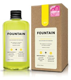 Explore Fountain Beauty Food Supplements | Shop | DECIEM
