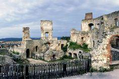 Kudy z nudy - Zřícenina Boskovického hradu