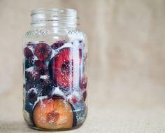"""Summer Hoarders: How to make easy homemade jam, or """"bachelor's jam"""""""