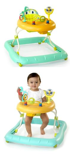 -  Baby Walker  - when the baby is stating to walk, they need this to help them - $139.99