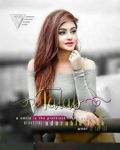 Dashing Girl Brishty Islam Name Dp For Whatsapp Stylish Name, Girls Dp Stylish, Stylish Girl Images, New Girl Pic, Cute Girl Poses, Cute Girl Photo, Cute Couple Images, Love Couple Photo, Flower Jewellery For Mehndi