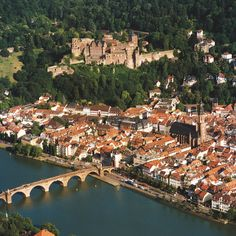 Heidelberg Castle, Germany....yup Ill be visiting this