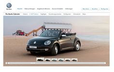 Right on time for the upcoming summer season Volkswagen shows a bit more skin with the Beetle Cabriolet. To present their topless beauty, MAGROUND provided an HDR dome to let VW choose the right perspective. See much more after the break.