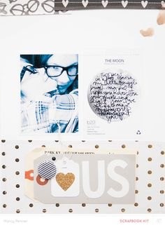 Us by marcy penner at @studio_calico - 8.5x11 layout