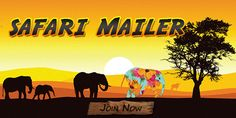 SafariMailer allows you as a member to stand out from the crowd and get the exposure you need for your ads and for your brand. With great features such as our social integration which allows you to...