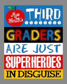 Superhero Classroom Decor. Gift for Teacher. by LittleLifeDesigns Superhero School Theme, Superhero Classroom Decorations, Superhero Teacher, Classroom Signs, New Classroom, Classroom Themes, Superhero Room, 3rd Grade Classroom, School Themes