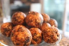 Almond Butter and Jelly Power Balls