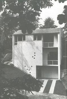 Jacques Dupuis, Maison Steenhount