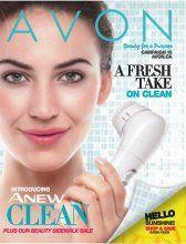 Avon Brochure USA already online A fresh take on clean . Avon introducing Anew Clean plus our big summer makeup sale ! Brochure Online, Avon Brochure, Anti Aging, Avon Outlet, Avon Catalog, Catalog Online, Avon Sales, Shops, Avon Online