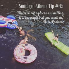 """Home is not a place or a building, it is the people that you count on."" @katie_robinson7 #southernathenatips #wordsofwisdom from our #sigmakappa #sister for #hurricanekatrinaanniversary #nashville #transplant #loveit #realestate"